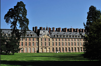 Réalisation d'un teaser vidéo pour le château de Fontainebleau
